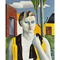 Autoportret, 1930, ol., płótno, 65,5 x 55, Muzeum Narodowe w Warszawie, nr inw. MPW 1476 MNW,  fot. K. Wilczyński