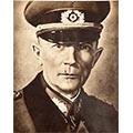 Odwrocie Łowiczanek - fotografia hitlerowskiego feldmarszałka Fedora von Bock'a