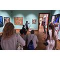Ciche życie martwych natur, czyli o czym opowiadają nam przedmioty, spacer z cyklu Wieczory w Muzeum, 26 lipca 2019 r., Muzeum Narodowe w Warszawie, fot. T. Adamaszek